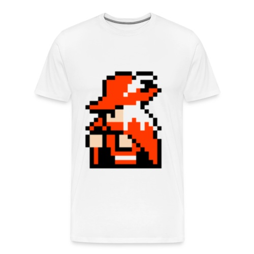 Red Mage - Men's Premium T-Shirt