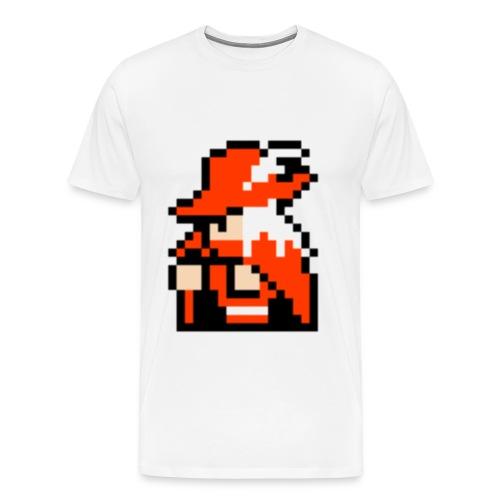 Red Mage - Men's Premium T-Shirt
