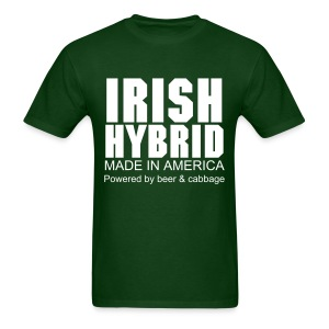 Irish Made in America - Men's T-Shirt
