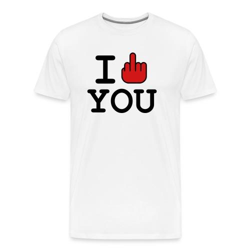 you tshirt - Men's Premium T-Shirt