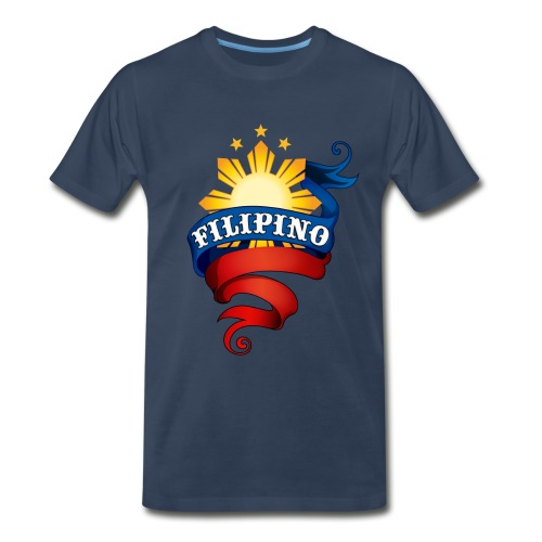 Definitely Filipino - Men's Premium T-Shirt