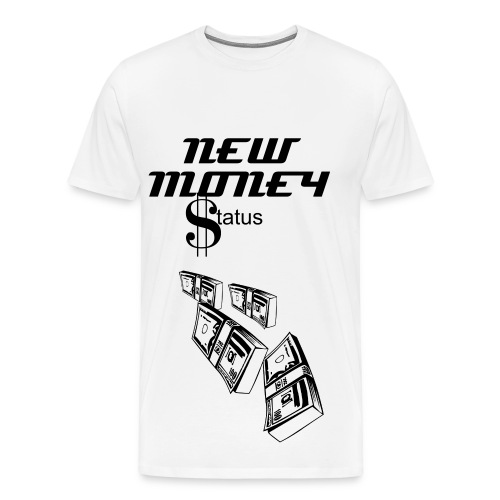 new money 4 life - Men's Premium T-Shirt