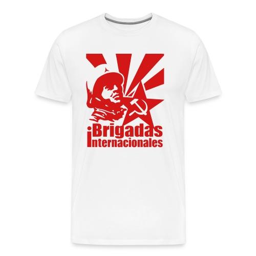 Spanish Civil War 3/4XL Men's Tee - Men's Premium T-Shirt