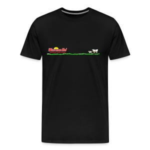 Westward Ho! Student Xchange T-Shirt - Men's Premium T-Shirt