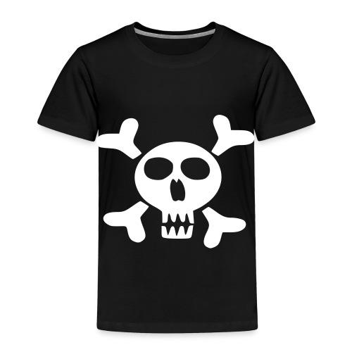 Skull - Toddler Premium T-Shirt