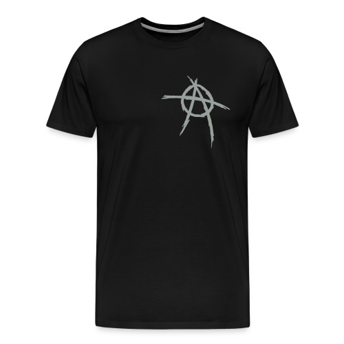 Anarchist Shirt #1 - Men's Premium T-Shirt