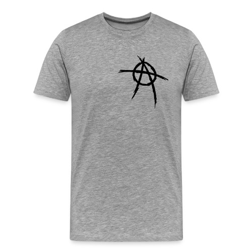 Anarchist Shirt #1V3 - Men's Premium T-Shirt