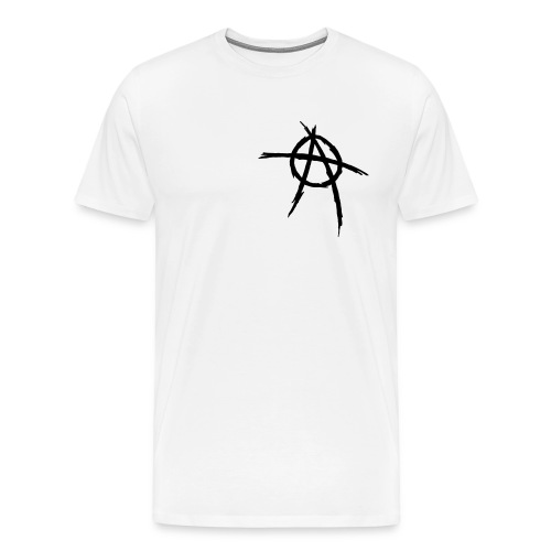 Anarchist Shirt #1V2 - Men's Premium T-Shirt