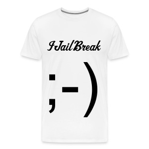 IJailBreak T-Shirt - Men's Premium T-Shirt