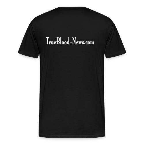 God Has Horns - Mens - Men's Premium T-Shirt