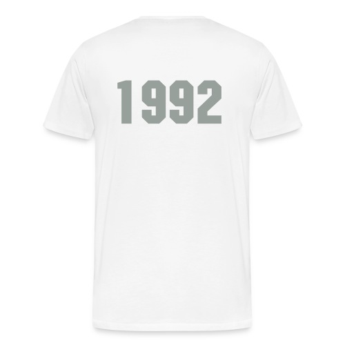 Born in 1992 - Men's Premium T-Shirt