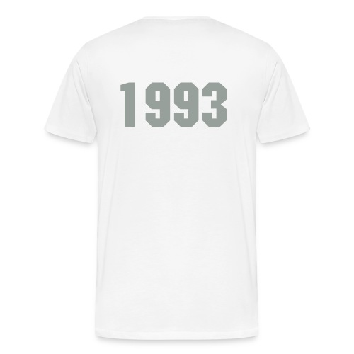Born in 1993 - Men's Premium T-Shirt