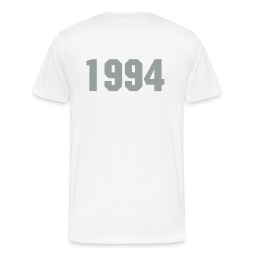 Born in 1994 - Men's Premium T-Shirt