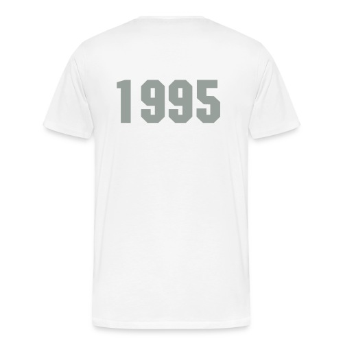Born in 1995 - Men's Premium T-Shirt
