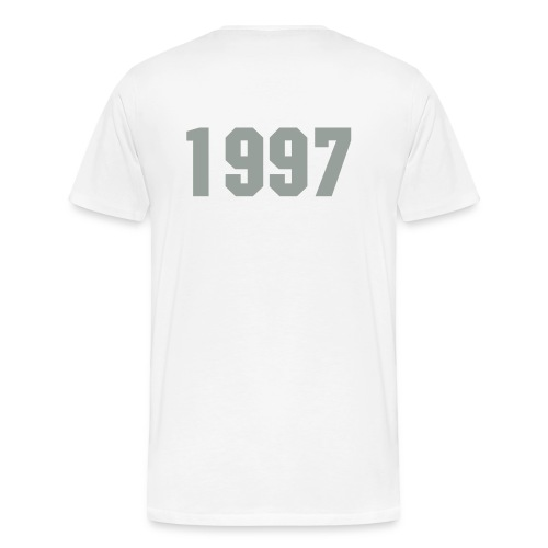 Born in 1997 - Men's Premium T-Shirt