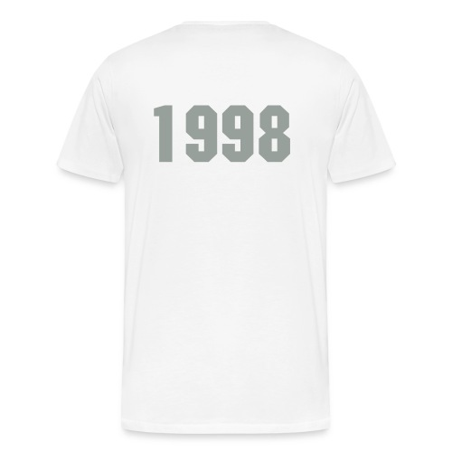 Born in 1998 - Men's Premium T-Shirt