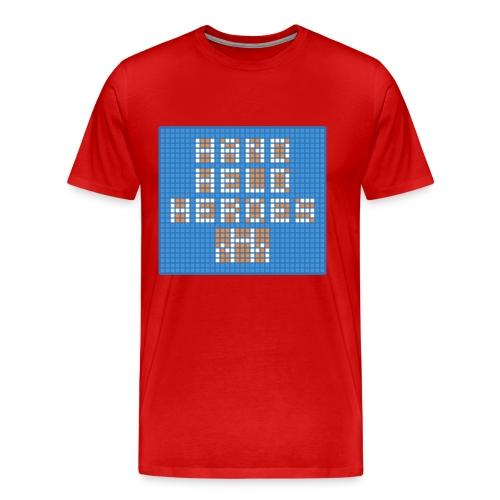 Starting Up CGB Mens 3XL - Men's Premium T-Shirt