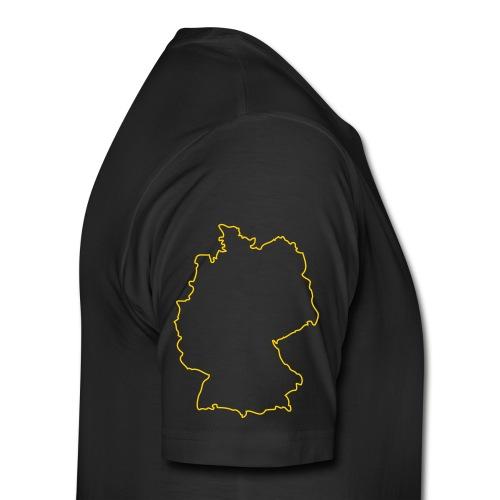 Deutsch Klub - Schwarz - Men's Premium T-Shirt