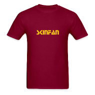T-Shirts ~ Men's T-Shirt ~ SkinFan Mens Tee
