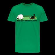 T-Shirts ~ Men's Premium T-Shirt ~ JimBo Peep's Budget Lawn Service