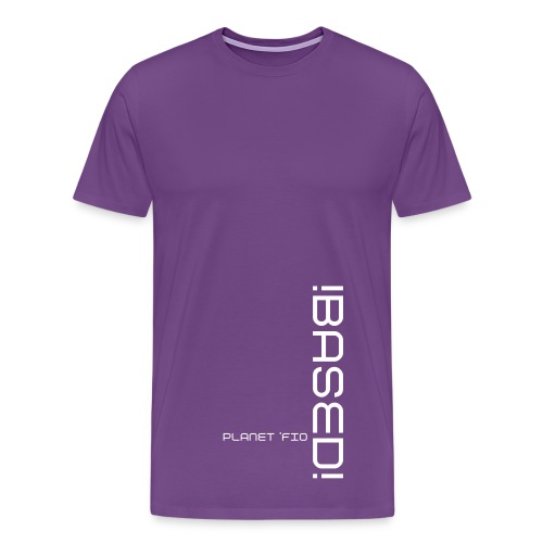 Based As Can Be! - Men's Premium T-Shirt