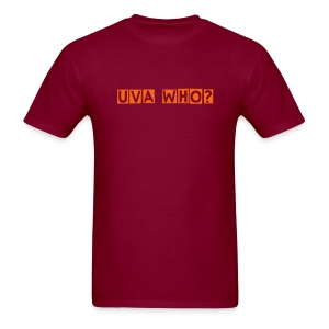 UVA WHO? Mens Tee - Men's T-Shirt