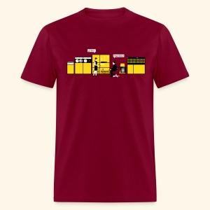 Retrotech - Men's T-Shirt