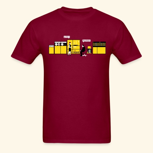 Retrotech - Men's T-Shirt