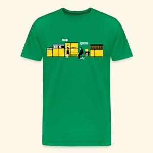 Retrotech - Men's Premium T-Shirt
