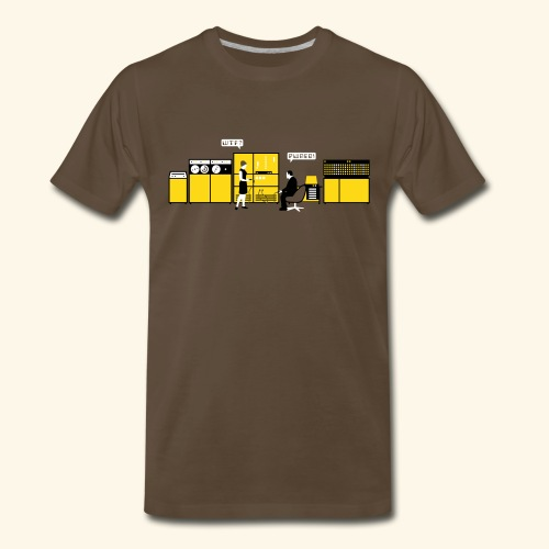Retrotech - Men's Premium T-Shirt
