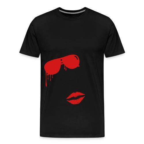 kiss  - Men's Premium T-Shirt