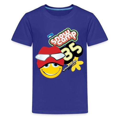 Snow Camp - Kids' Premium T-Shirt