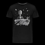 T-Shirts ~ Men's Premium T-Shirt ~ The ebola has landed
