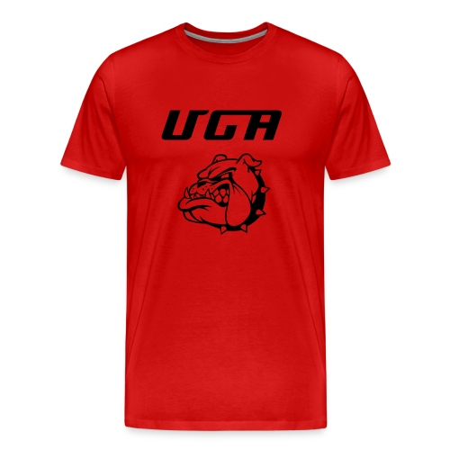 The Dawgs - Men's Premium T-Shirt