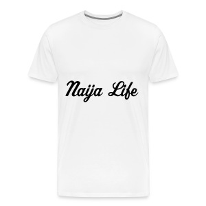 I Love Naija - Men's Premium T-Shirt