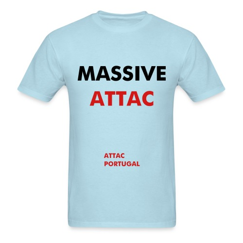 T-shirt ATTAC - Men's T-Shirt