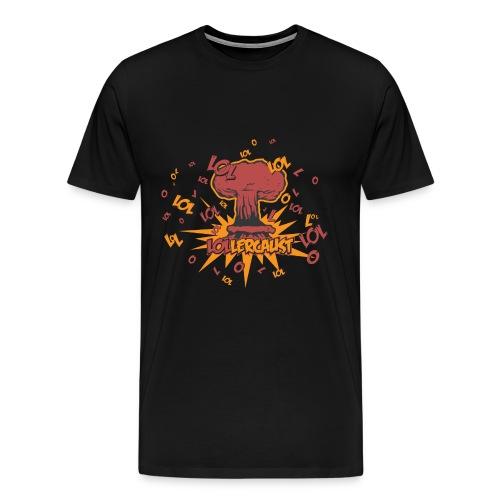 Lollercaust - Men's Premium T-Shirt