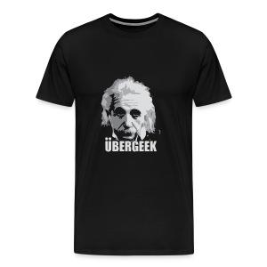 Ubergeek - Men's Premium T-Shirt