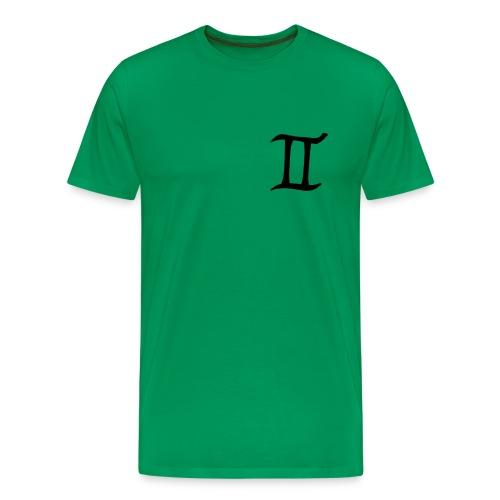 Gemini Shirt - Men's Premium T-Shirt