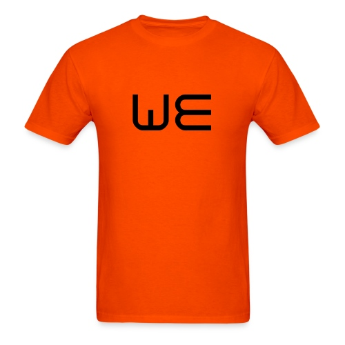 WE 1st shirt - Men's T-Shirt