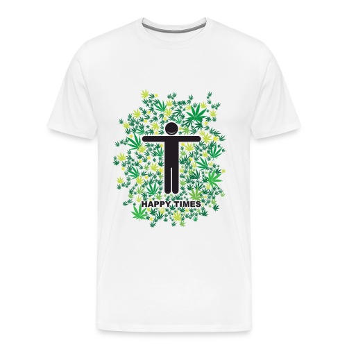 Happy Times - Men's Premium T-Shirt