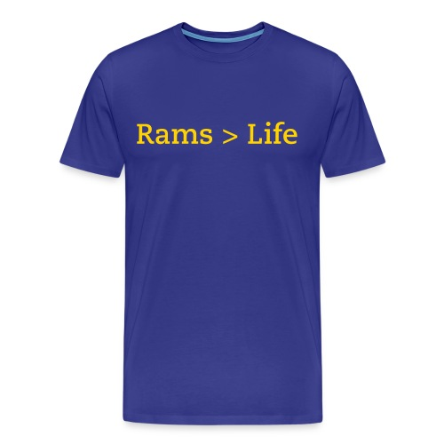 Ram Life - Men's Premium T-Shirt