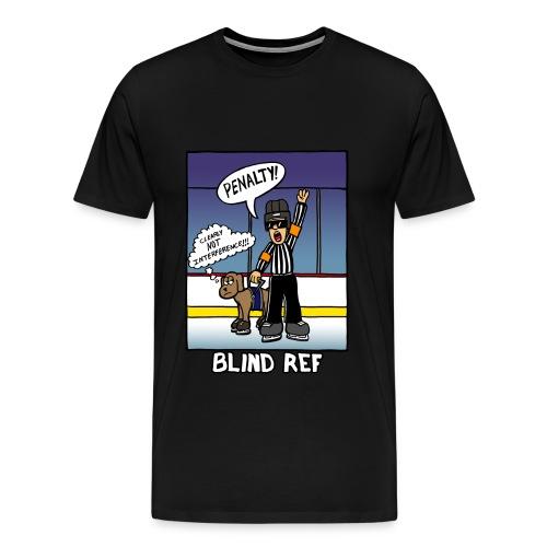 Blind Ref - Men's Premium T-Shirt