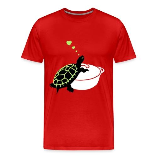 Turtles' Do Pot - Men's Premium T-Shirt