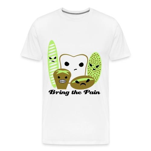 Vegtable Pain - Men's Premium T-Shirt