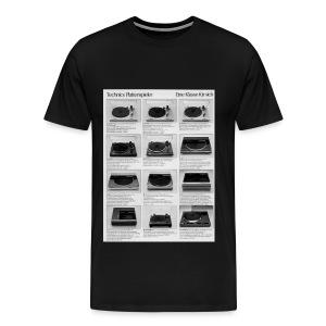 The T. Family - Men's Premium T-Shirt