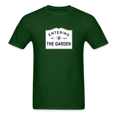 Entering the Garden T-Shirts