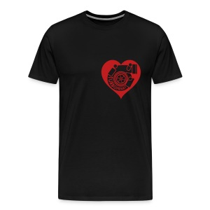 Turboheart :) - Men's Premium T-Shirt