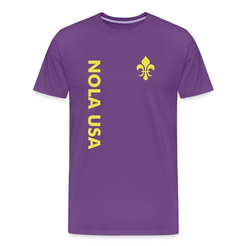 NOLA USA Tee - Men's Premium T-Shirt