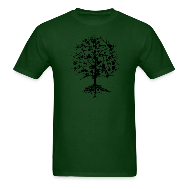 Guitars Tree T-Shirt